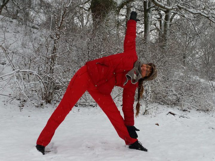 Yoga weekend i mars med Susanne H Lindskog