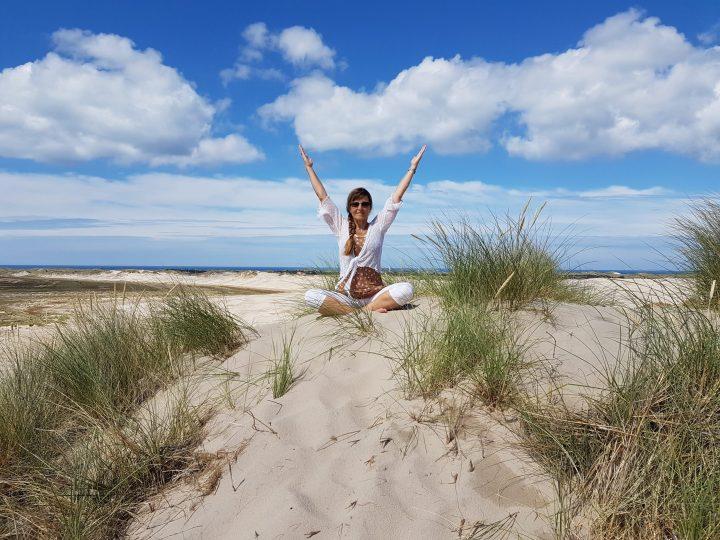 Yoga weekend med Susanne H Lindskog
