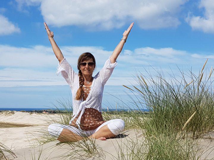 Skön söndag med Yoga & Frunch